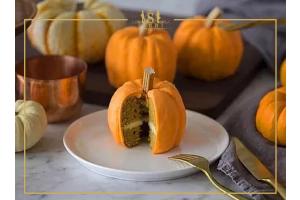 Kürbis-Mini Kuchen-Rezept
