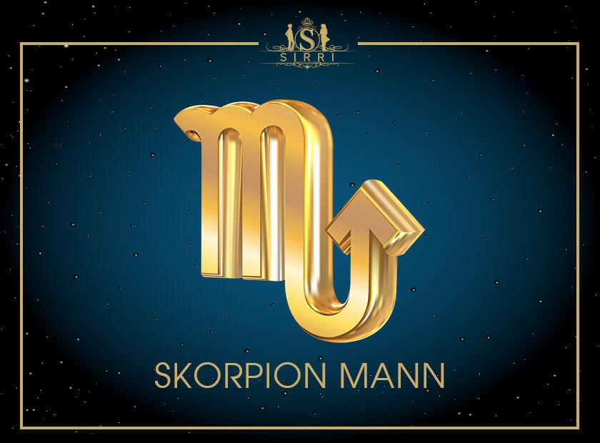 Ist skorpion er wenn wie verhält ein sich verliebt So Verhält
