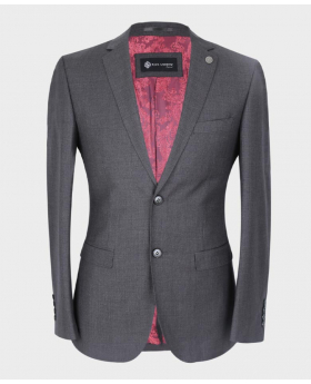 Father & Son Suit Formal Tailored  Blazer Jacket in Charcoal Grey